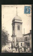 CPA Melay, L`Église - France