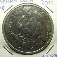 Sierra Leone 1 Dollar 2010 - Sierra Leone