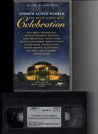 VHS Andrew Lloyd Webber Bonnie Tyler Antonio Banderas Kiri Te Kanawa Glenn Close Boyzone Sarah Brightman Elaine Paige - Concert & Music