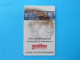 SCANDINAVIAN MASTERS - Stralfors & Scandic & Carlsberg ... Barsebäck 2003 - Kävlinge, Skåne ( Sweden Card ) - Andere Sammlungen