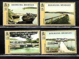 "Bermuda      ""Bridges""     Set    (new Issue May 21-2020     MNH - Bermudes"