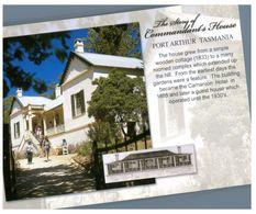 (B 14) Australia - TAS - Port Arthur (house) - Port Arthur