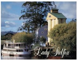 (B 14) Australia - TAS - Lady Stelfox Ship - Lauceston
