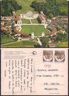 Italia - Cartolina Postale - Villa Manin A Passariano - 1981 - Circulee - Cygnus - Udine