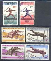 Congo Kinshasa/Zaire 1964 Mi 169-174 MNH ( ZS6 ZRE169-174 ) - Zaire