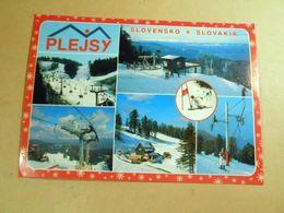 Slovakia. Plejsy - Slovaquie