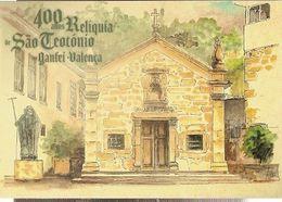 Portugal ** & Postal Stationary, 400 Years Of São Teotonio Relic, Ganfei Valença 2020 (34242) - Viana Do Castelo