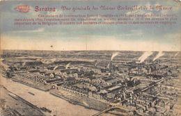 Belgium Seraing General View Usines Cockerill Et De La Meuse Postcard - Autres