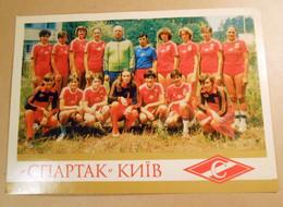"Champion Of The USSR 1979. Women's Handball Team ""Spartak"" Kiev - Balonmano"