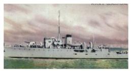 (B 15) Australia - HMAS Gladstone Warship Card (old) - Autres Collections
