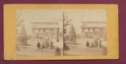 040720A - PHOTO STEREO - 75 PARIS Exposition - 1878 ? - Fotos Estereoscópicas