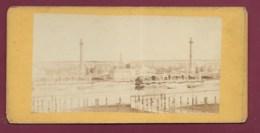 040720A - PHOTO STEREO - 75 PARIS Perspective De L'exposition - 1878 ? - Fotos Estereoscópicas