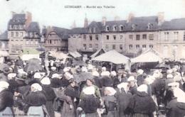 22 - Cotes D Armor - GUINGAMP - Marché Aux Volailles - 1914 - Guingamp
