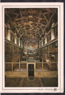 Vaticano - Carte Postale - Capella Sistina - Veduta Generale - Non Circulee - Circa 1970 - Cygnus - Vatican