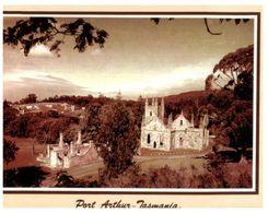 (B 16) Australia - TAS - Port Arthur Historic Church At Site - Port Arthur