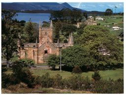 (B 16) Australia - TAS - Port Arthur Historic Church & Site - Port Arthur