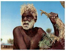 (B 16) Australia - Aboriginal Older Men - Aborigenes