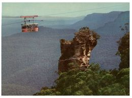 (B 16) Australia - NSW - Blue Mountains Skyway - Aborigenes