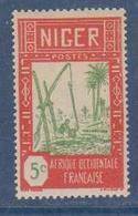 NIGER             N° YVERT  :  32   NEUF SANS GOMME        ( SG     02/06  ) - Unused Stamps