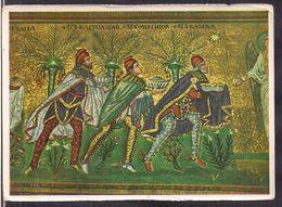 Italia - Cartolina Postale - Ravenna - Basilica Di S. Apollinaire Nuovo - Circa 1970 - Non Circulee - Cygnus - Ravenna