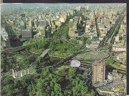 Mexico - Tarjeta Postal - Panorama Del Bosque De Chapultepec - Circa 1960 - Non Circulee - Cygnus - Mexique