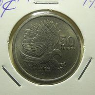 Philippines 50 Sentimo 1989 - Filipinas