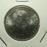 Philippines 1 Piso 2011 - Filipinas