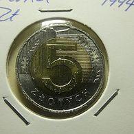 Poland 5 Zlotych 1994 - Pologne