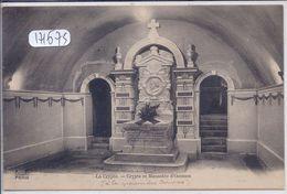 PARIS- EGLISE SAINT-JOSEPH- DES CARMES- CRYPTE ET MAUSOLEE D OZANAM - Churches