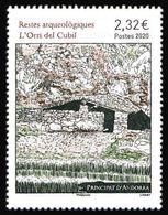 Andorre 2020 - Restes Archéologiques L'Orri Del Cubil ** - French Andorra