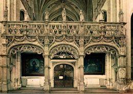 Bourg En Bresse Eglise De Brou Le Jubé     CPM Ou CPSM - Eglise De Brou