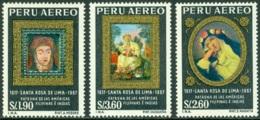 PERU 1967 SANTA ROSA OF LIMA** (MNH) - Peru