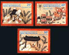 Micronesia 1991. Christmas.  MNH - Micronesia