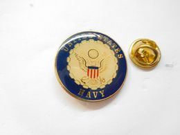 Beau Pin's , Armée Militaire , Army US , Navy - Militaria