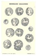 Monnaies Gauloises. Vercingétorix Et Les Chefs Gaulois (9338) - Monnaies (représentations)