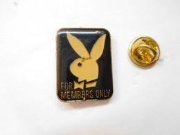Beau Pin's , Bunny Girl , Lapin , Rabbit , For Members Only - Dieren