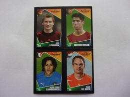 PANINI  FOOT Euro 2004, Portugal N°19 180 222 240 Jens Lehmann Cristiano Ronaldo Mauro German Camoranesi Frank De Boer - Panini