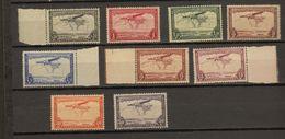 Congo Belge Ocb Nr :  PA7 - PA15 ** MNH  (zie Scan) - Congo Belge