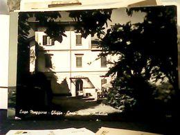 GHIFFA (VERBANIA CUSIO OSSOLA) CASA DI RIPOSO MICHELIN 1960 ORIGINALE  VB2019  BOLLO B Roma HQ9824 - Verbania