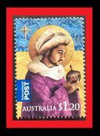 072. AUSTRALIA ($1.20) 2008 USED STAMP CHRISTMAS - 1990-99 Elizabeth II