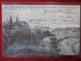 SLOVAKIA - KOMÁRNO / HUNGARY- KOMÁROM / 1912 (AB34) - Slovaquie