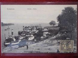 SLOVAKIA - KOMÁRNO / HUNGARY- KOMÁROM 3./ 1908 (AB34) - Slovaquie