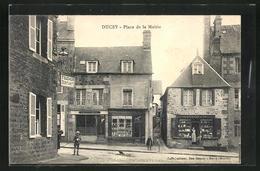 CPA Ducey, Place De La Marie - Ducey