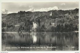 AK  Schloss Reifnitz Mit St. Anna Und St. Margarethen - Zonder Classificatie