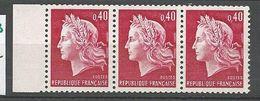 MARINNE DE CHEFFER DU N° 1536B DE CARNET NEUF** LUXE SANS CHARNIERE / MNH - 1967-70 Maríanne De Cheffer