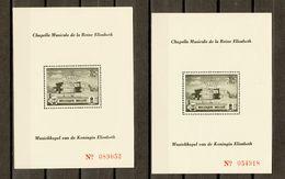 Belgie - Belgique Ocb Nr :   PR47-V1 En V2 * MH  (zie Scan) - Private & Local Mails