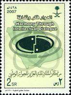 Arabie Saoudite Saudi 1222 Harmonie Inter-culturelle Et Religieuse - Religions