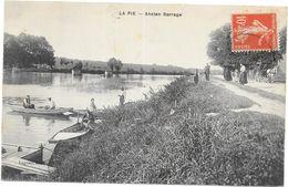 LA PIE : ANCIEN BARRAGE - France