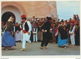 AK  Trachten Tanz Formentera Baleares Bailes Tipicos - Dances