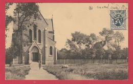 De Haan / Coq S /Mer - L'Eglise - 1930 ( Verso Zien ) - De Haan